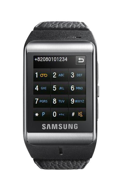 WORLDS THINNEST WATCHPHONE, JAMES BOND STYLE!!! S9110-1