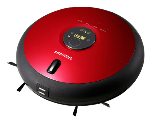 Furot II – Robot Vacuum Cleaner with integrated camera