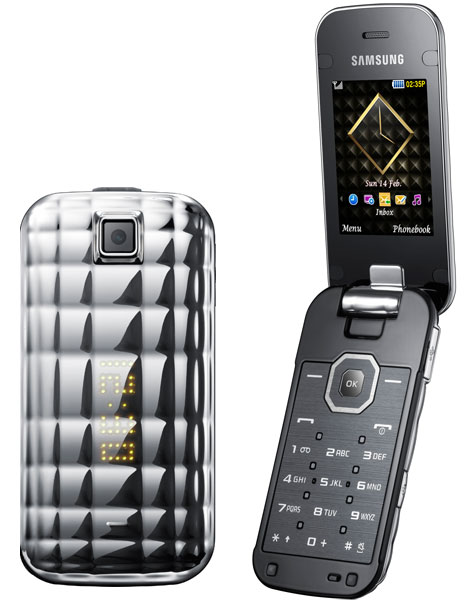 Samsung S5150 Diva Collection 2010