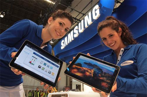 Tabletowo.pl Samsung Galaxy Tab 10.1 - oficjalnie! (video) Nowości Samsung