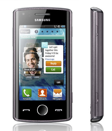 Samsung Wave 578 – New Coming in Samsung Bada 2.0