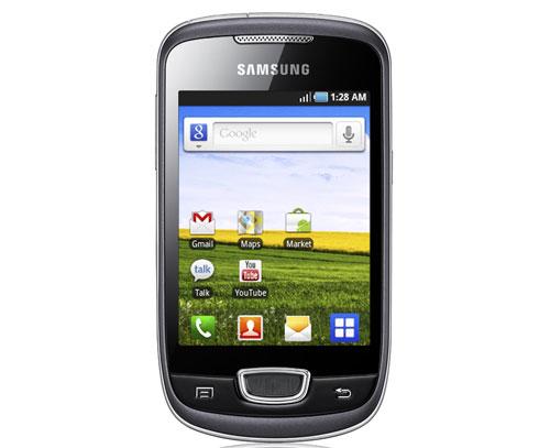 Galaxy POP CDMA