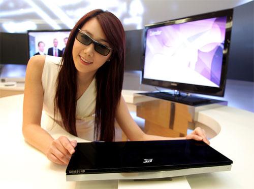 Samsung BD-D6500 3D Blu-ray player